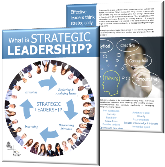 strategic leadership an overview