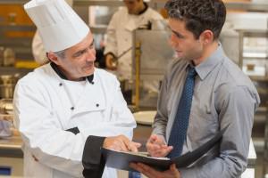 Chef and Executive