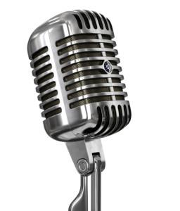 Microphone Old School