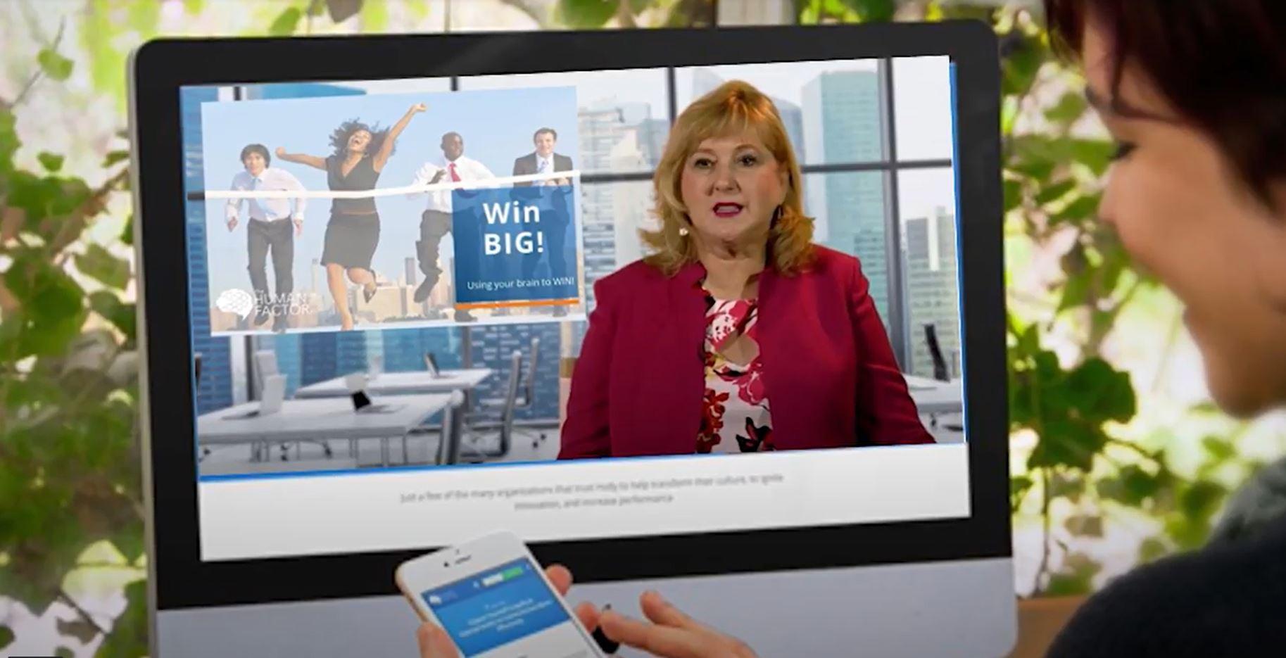 Virtual presentation promo